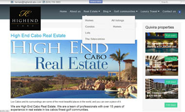 web site design and marketing in cabo san lucas